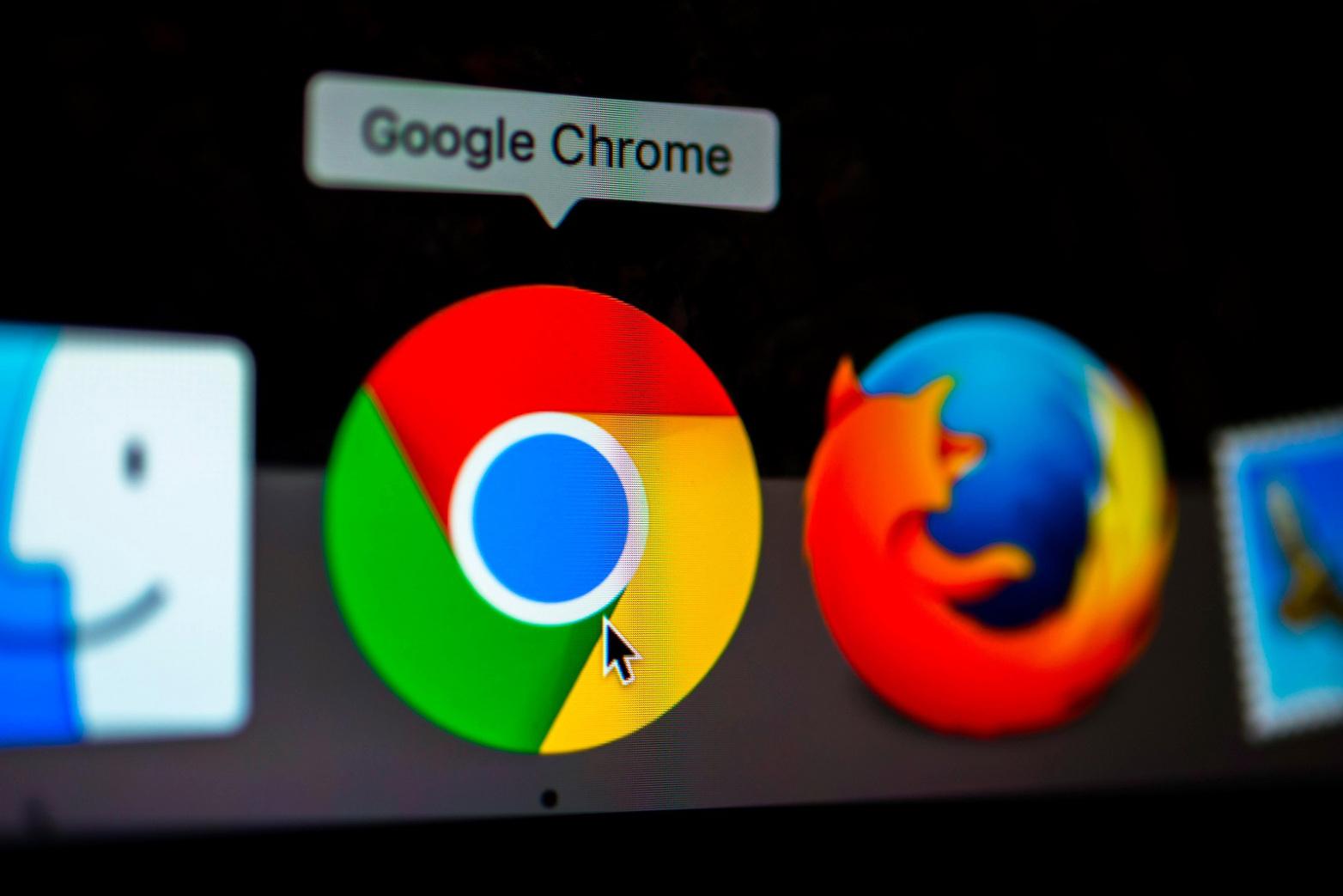تفعيل الوضع المظلم dark mode على متصفح جوجل كروم Google Chrome