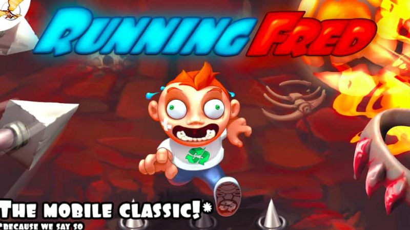 لعبة running Fred game