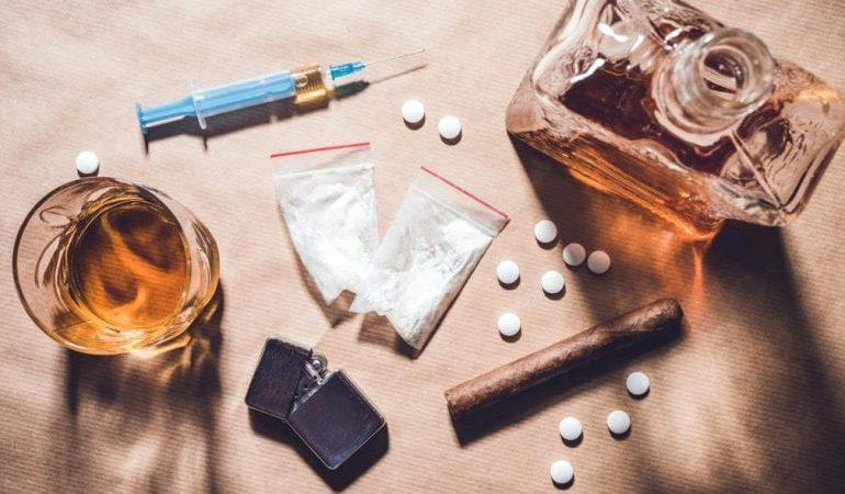 اضرار المخدرات