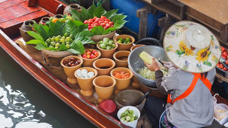 تعرف على أشهى 6 أكلات في تايلاند